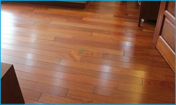 sàn gỗ căm xe lào - sàn gỗ tự nhiên