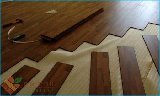 Sàn gỗ chiu liu - sàn gỗ tự nhiên