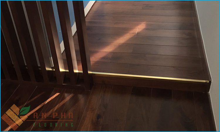 Sàn gỗ walnut - sàn gỗ tự nhiên - sàn gỗ an pha
