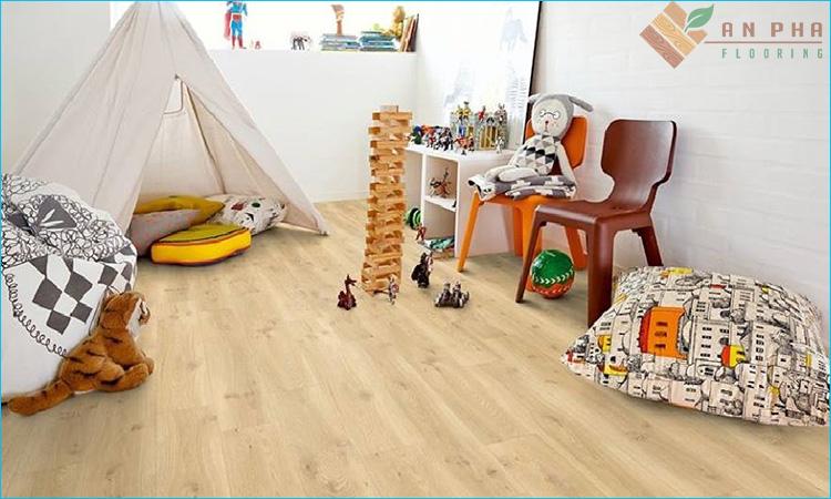 Sàn gỗ Leowood của Sàn Gỗ An Pha