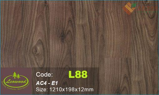 sàn gỗ leowood l88 của sàn gỗ an pha