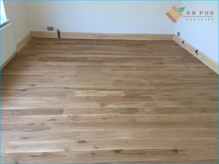 Công trình sàn gỗ smartwood tại quận 12 của sàn gỗ an pha