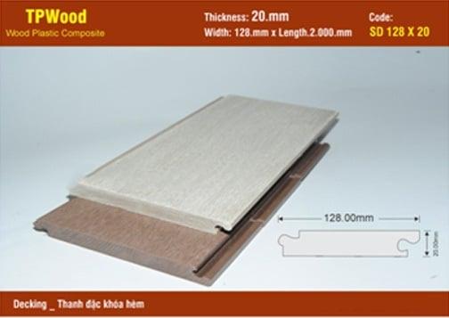 gỗ nhựa tpwood