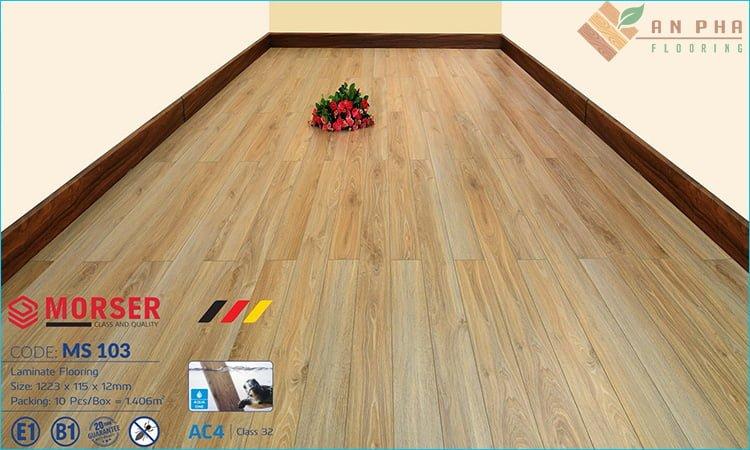 sàn gỗ morser ms103 của sàn gỗ an pha