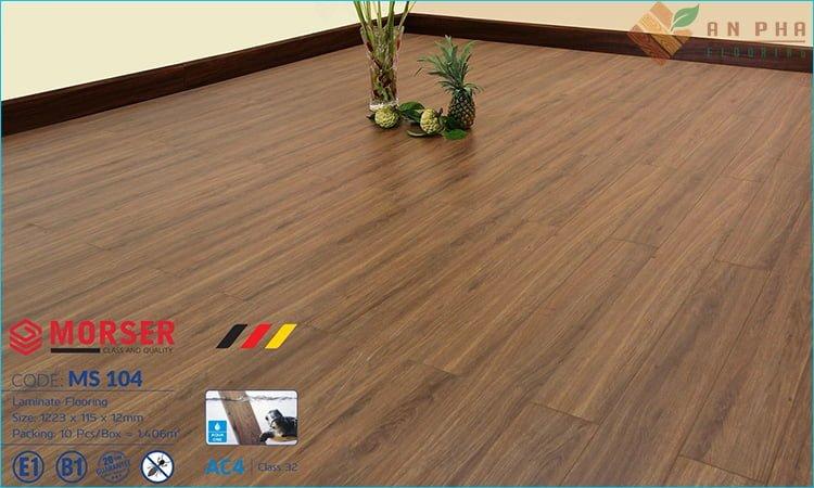 sàn gỗ morser ms104 của sàn gỗ an pha