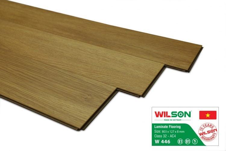 sàn gỗ wilson w446 tại tổng kho sàn gỗ an pha
