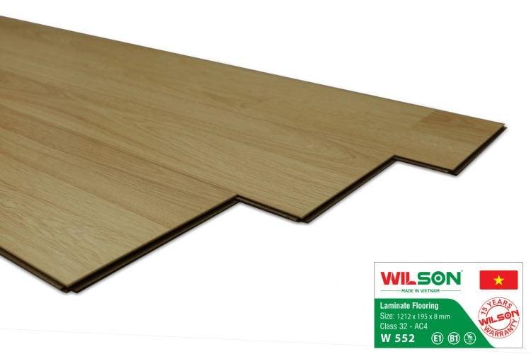 sàn gỗ wilson w552 tại tổng kho sàn gỗ an pha