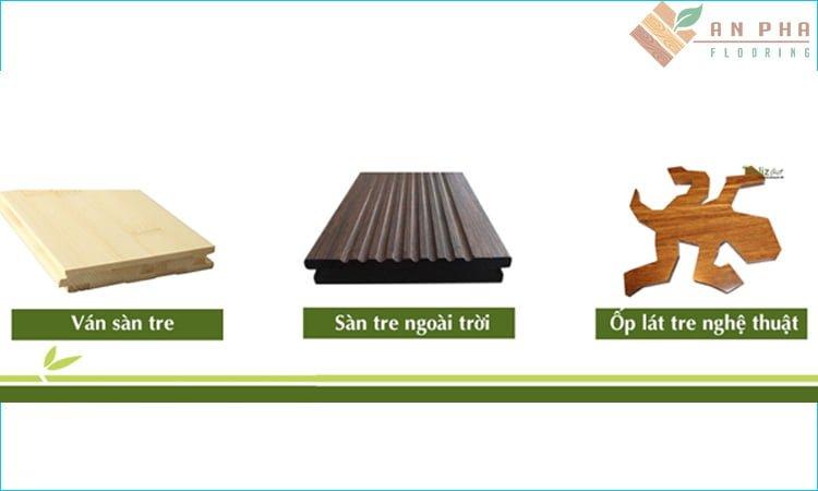 Sàn tre được cung cấp tại sàn gỗ An Pha