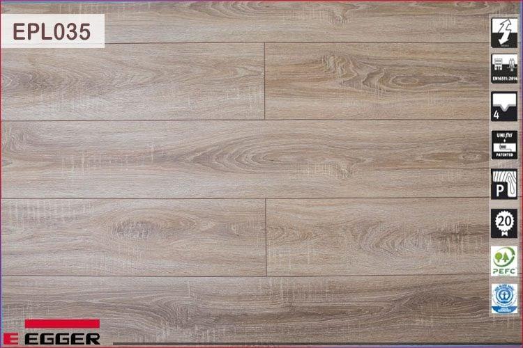Sàn gỗ Egger Pro 8mm EPL035 tại kho sàn gỗ An Pha