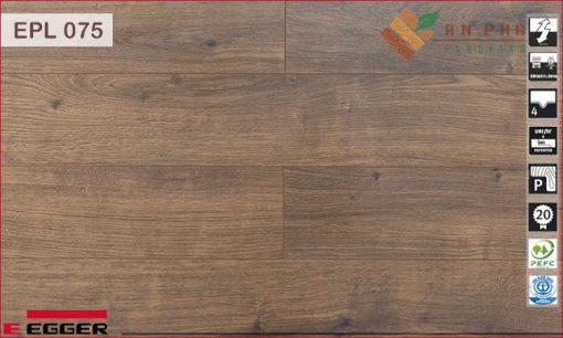 Sàn gỗ Egger Pro 10mm EPL075 tại kho sàn gỗ An Pha