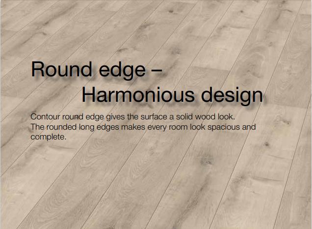 Bộ sưu tập sàn gỗ Contour Dòng Bo cạnh thuộc thương hiệu Elesgo