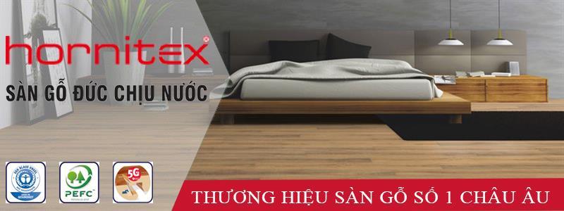 Sàn gỗ công nghiệp Hornitex