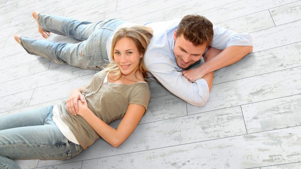 Các mẫu nhà đẹp dùng sàn gỗ Kronotex được thi công bởi Công ty An Pha