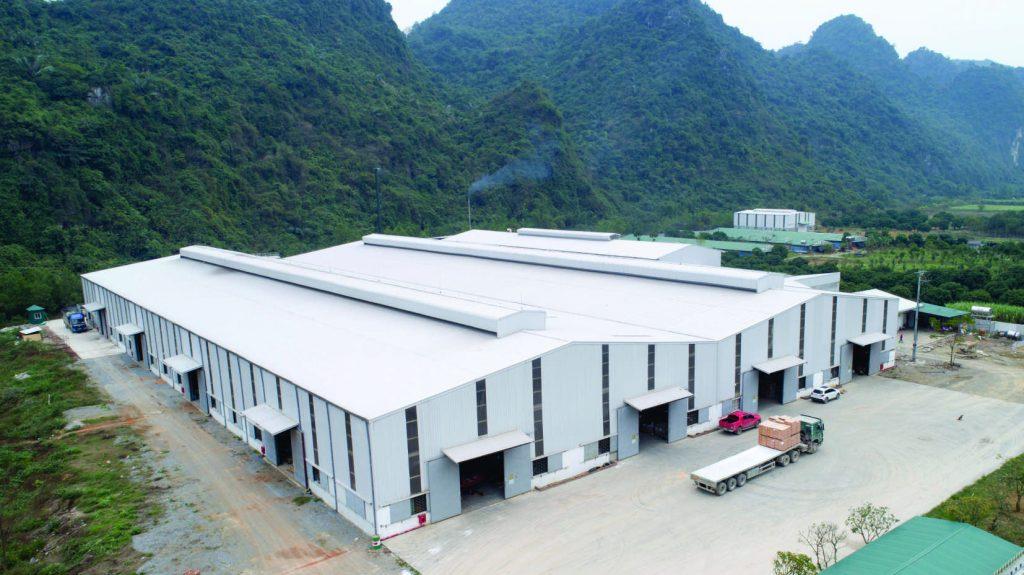 Nhà máy sản xuất sàn gỗ Morser tại Việt Nam