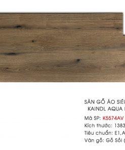 Sàn gỗ Kaindl Aqua Pro K5574AV 8mm