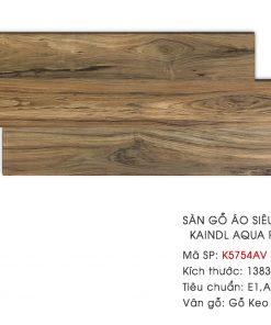 Sàn gỗ Kaindl Aqua Pro K5754AV 8mm