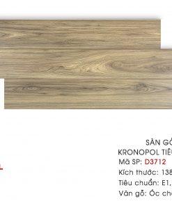 Sàn gỗ Kronopol Aqua Zero D3712 8mm