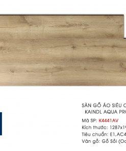 Sàn gỗ Kaindl Aqua Pro K4441AV 12mm