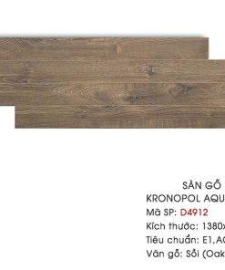 Sàn gỗ Kronopol Aqua Zero D4912 12mm