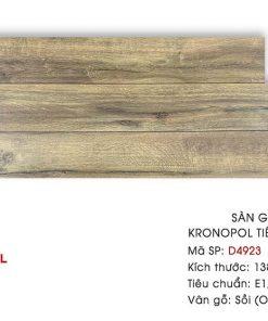 Sàn gỗ Kronopol Aqua Zero D4923 8mm