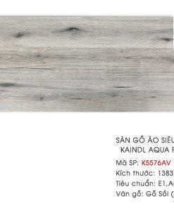 Sàn gỗ Kaindl Aqua Pro K5776AV 8mm