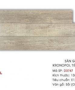 Sàn gỗ Kronopol Aqua Zero D3747 8mm