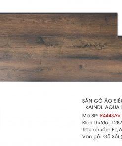 Sàn gỗ Kaindl Aqua Pro K4443AV 12mm