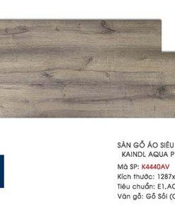 Sàn gỗ Kaindl Aqua Pro K4440AV 12mm