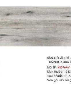 Sàn gỗ Kaindl Aqua Pro K5576AV 8mm