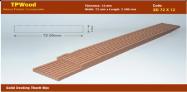Sàn Gỗ Nhựa TPWood SD72x12