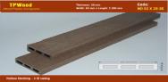 Sàn Gỗ Nhựa TPWood HD93x20-3S